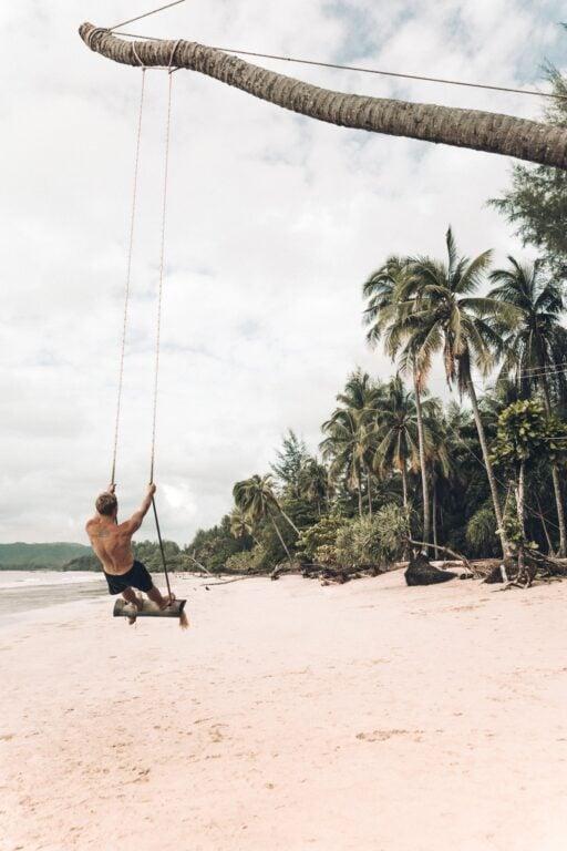Coconut Beach in Khao Lak