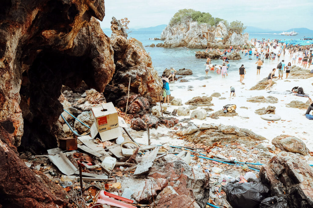 PLASTIC WASTE IN SOUTH EAST ASIA