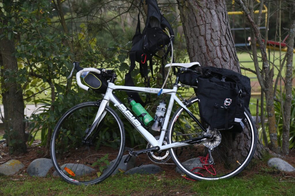 Cycling Christchuch to Queenstown in New Zealands South Island Tour