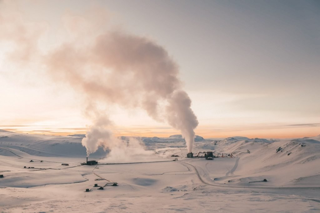 Iceland on a budget guide thermo power