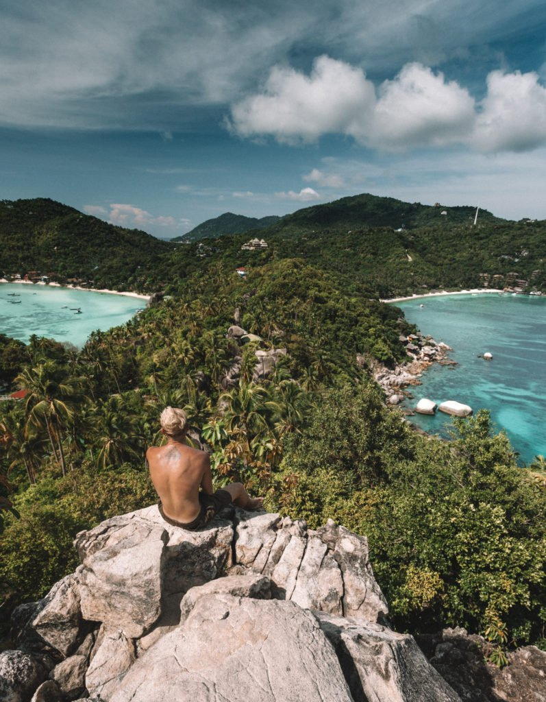 john suwan viewpoint s one of the best things to do on koh tao island in thailand
