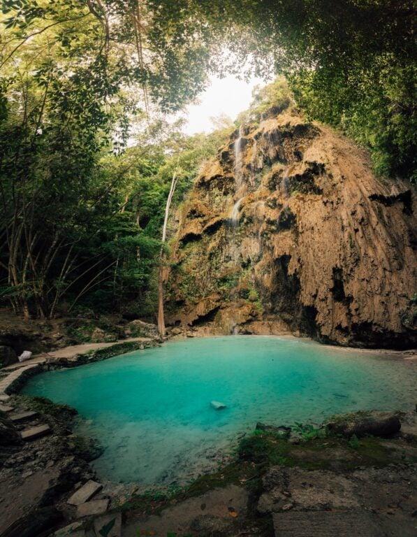 Best cebu waterfalls tumalog falls
