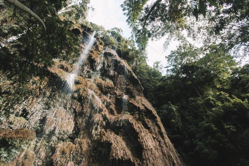 Tumalog waterfall oslob