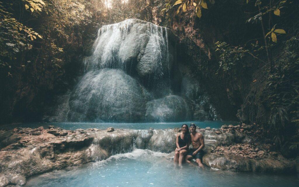 Aguinid Falls Cebu