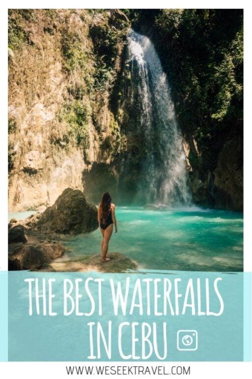 best cebu waterfalls we seek travel