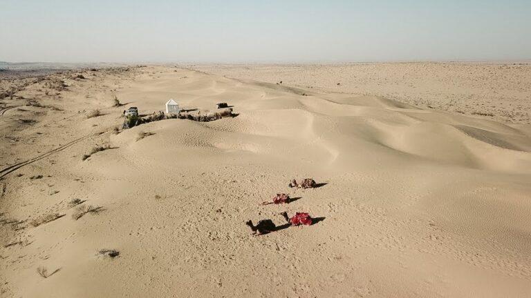 THE REAL DESERT MAN SAFARI CAMP JAISALMER