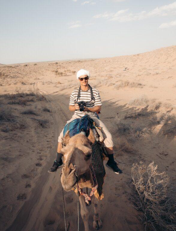 CAMEL SAFARI TOUR IN JAISALMER