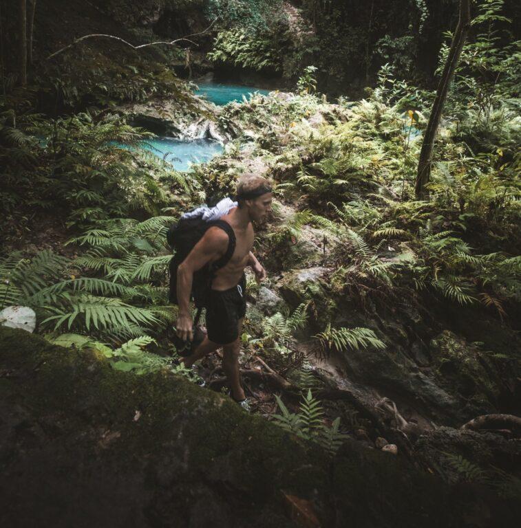 kawasan falls hiking