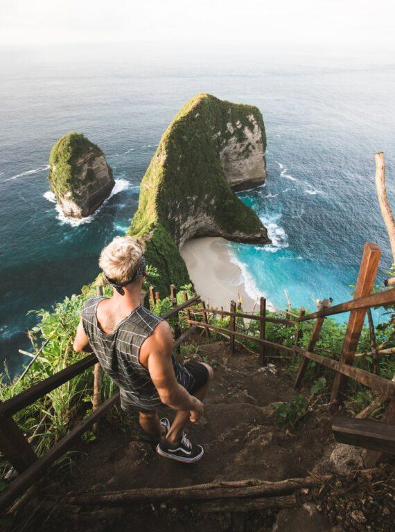 Bali Kelingking Beach Olly Gaspar