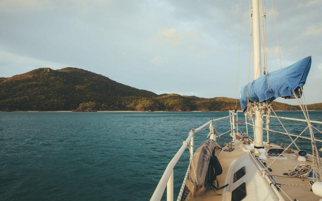 Sailing Log Whitsunday Islands