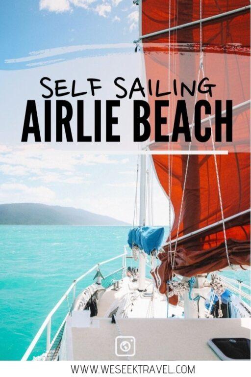 self sailing airlie beach