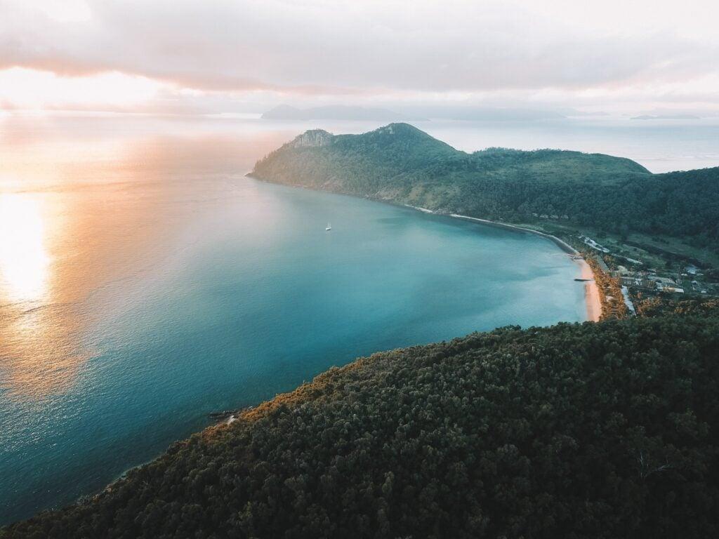 Bauer Bay Sunrise