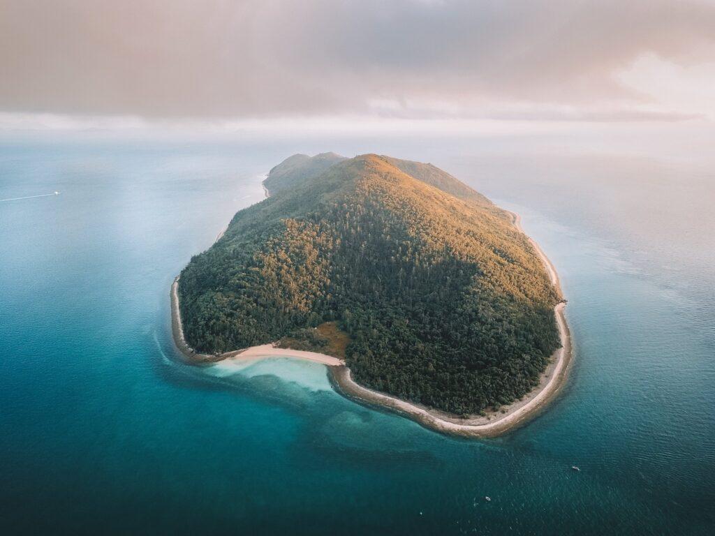 north molle island