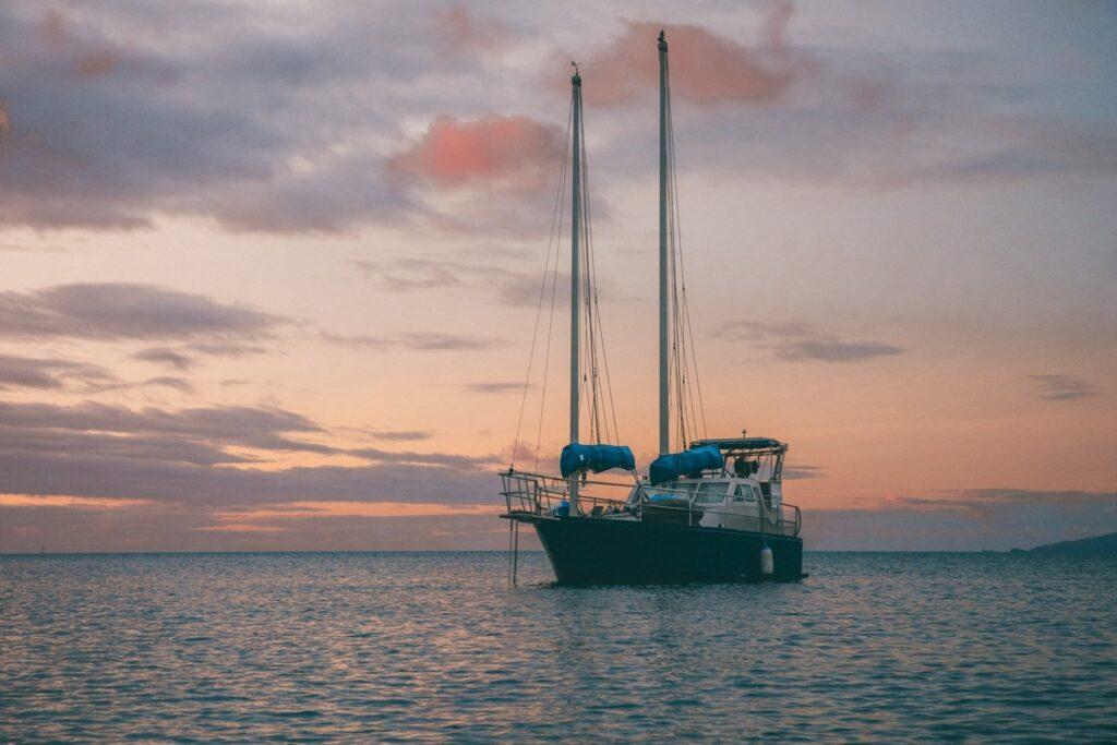 malaika at airlie beach