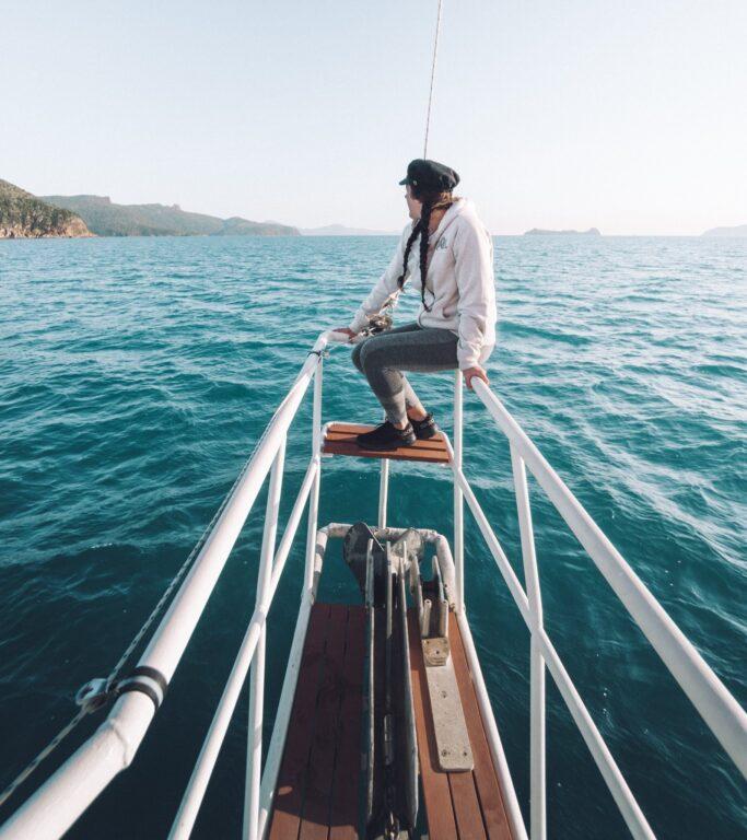 haylea sailing whitsundays