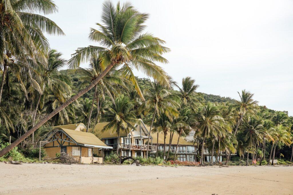 Brampton Island Abandoned Resort