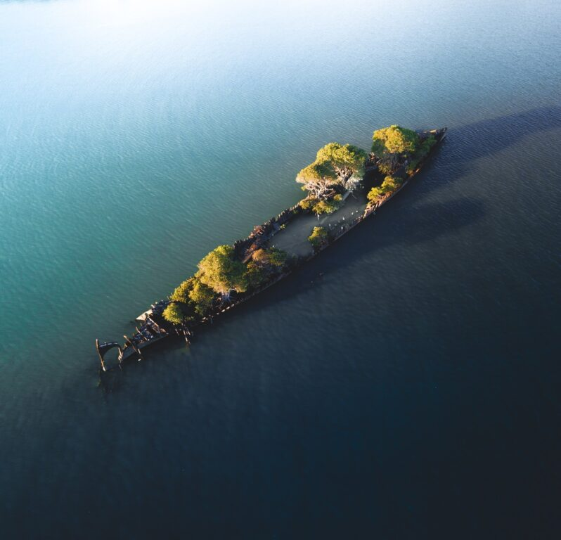 Magnetic Island Wreck
