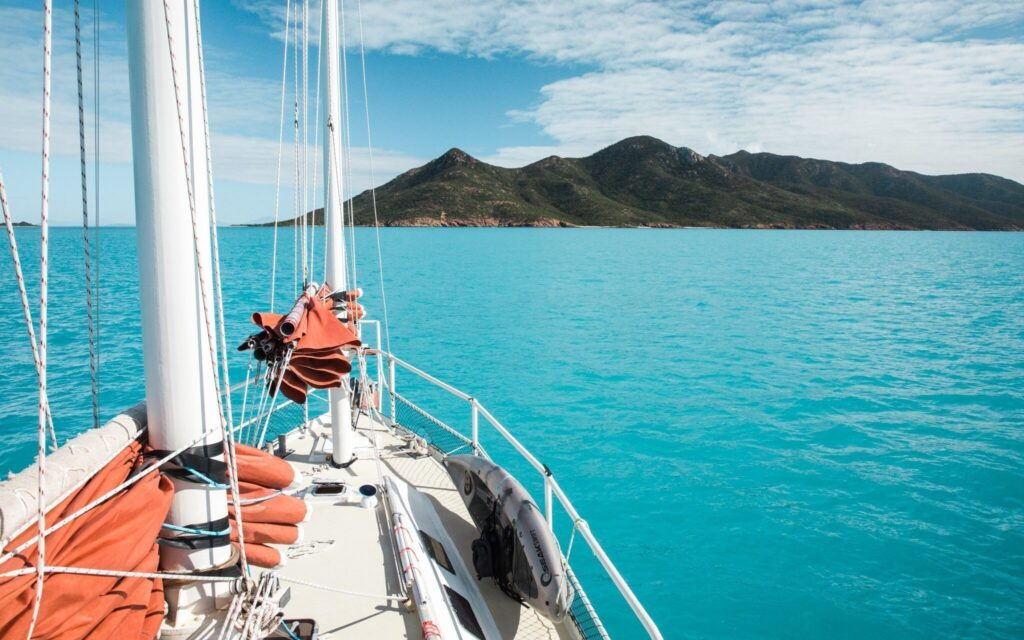 Sailing Log Week 5 Mailaika