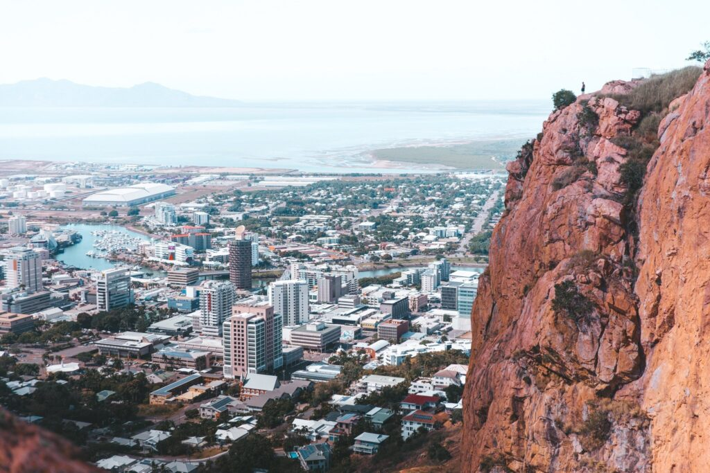 Castle Hill Viewpoint Townsville