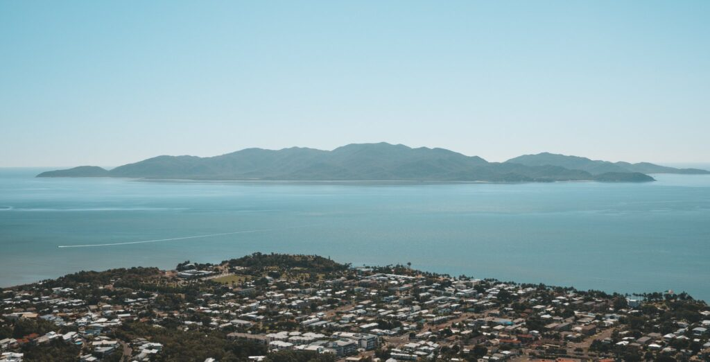 Castle Hill Lookout Hike Townsville