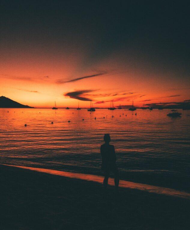 Magnetic Island Sunsets at Horseshoe Bay