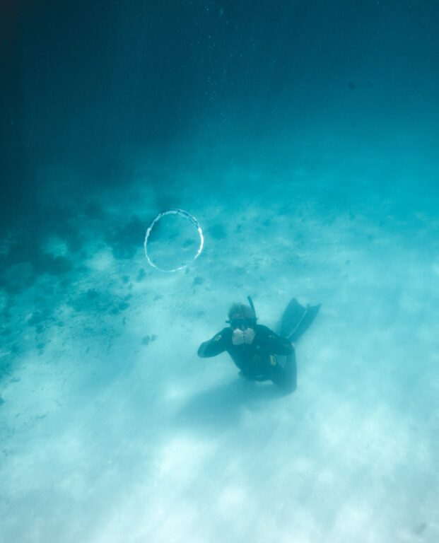 Snorkeling on Green Island