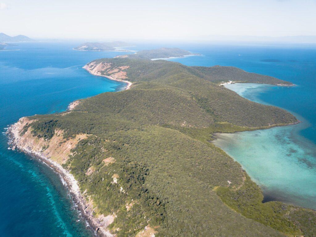 Orpheus Island Aerial Photography