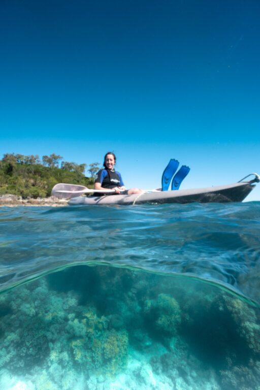 Orpheus Island Kayaking Queensland