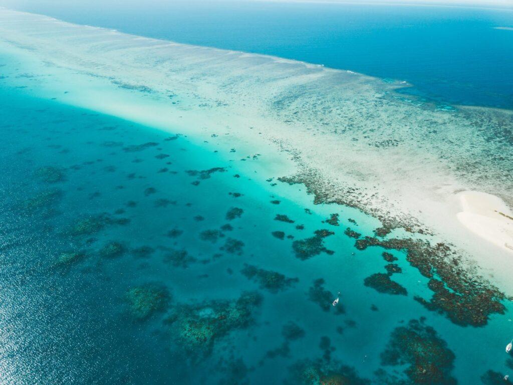 Great Barrier Reef Michaelmas Cay