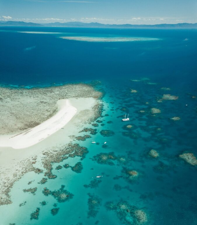 Michaelmas Cay Great Barrier Reef