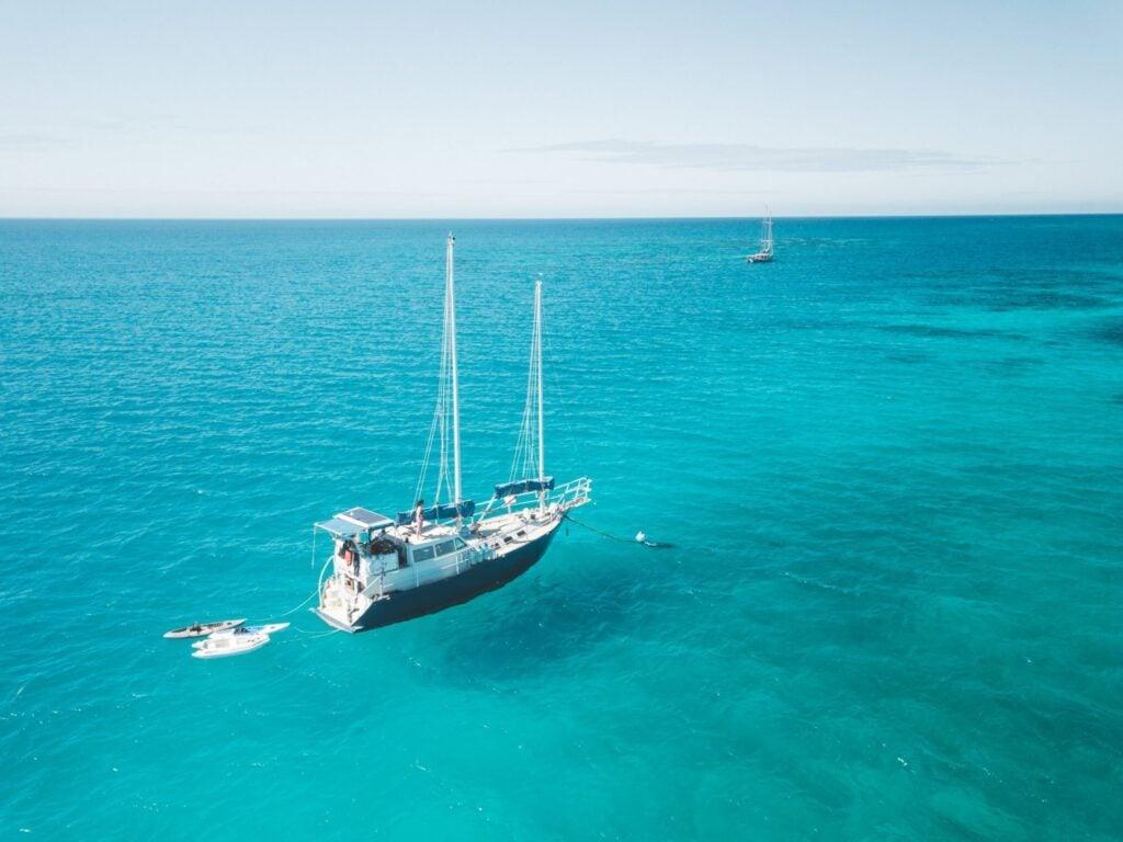 Green Island Sailng Yacht