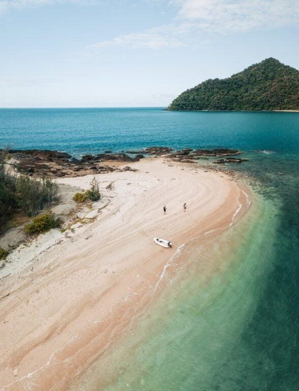 MOUND ISLAND QUEENSLAND AUSTRALIA