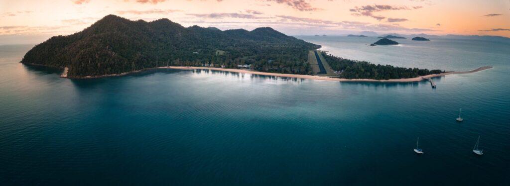 DUNK ISLAND SUNSETS QUEENSLAND AUSTRALIA