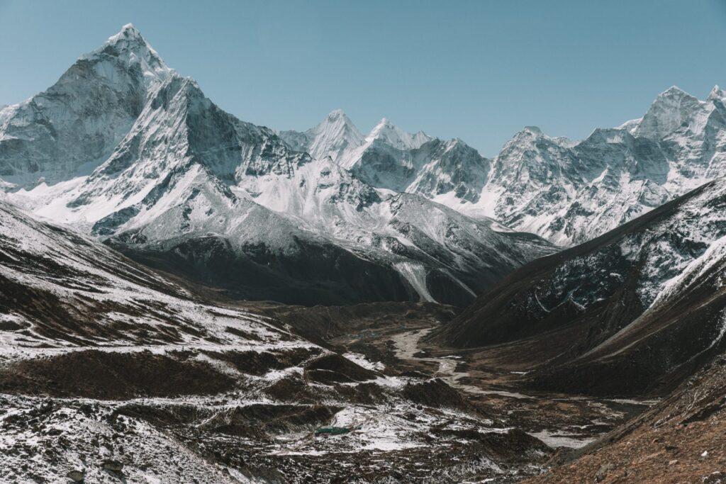 Trekking Himalaya Gorak Shep Everest Base Camp