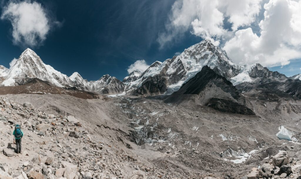 Three Passes and Everest Base Camp Trek