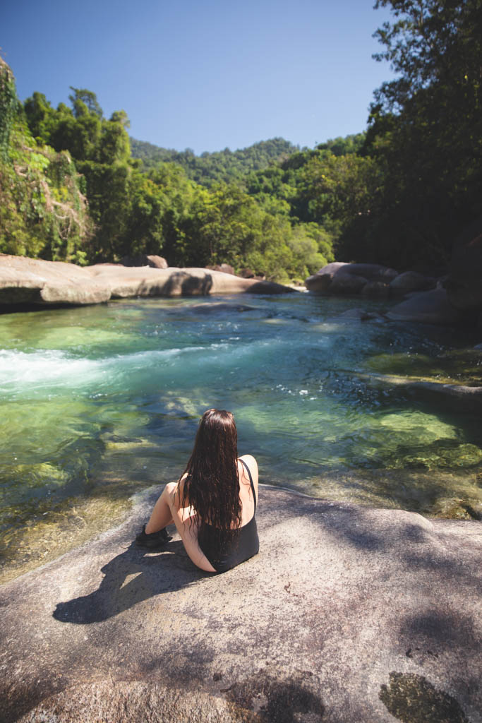 SWIMMING NEAR CAIRNS, CAIRNS ATTRACTIONS, THINGS TO DO, ITINERARY