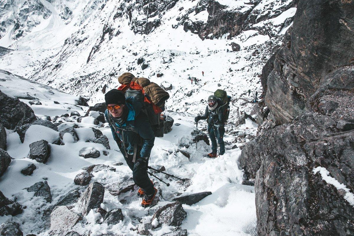 CHO LA PASS TREK NEPAL