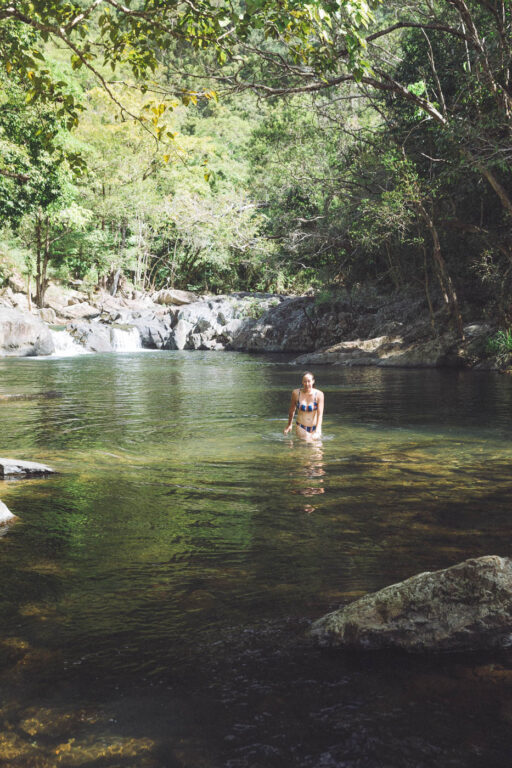 SWIMMING HOLES NEAR CAIRNS, SWIMMING RIVERS CAIRNS