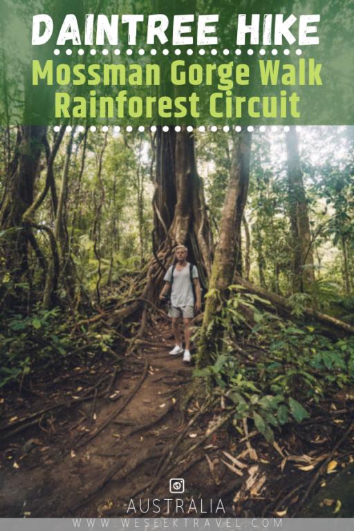 Daintree Hike: Mossman Gorge Walk - Rainforest Circuit