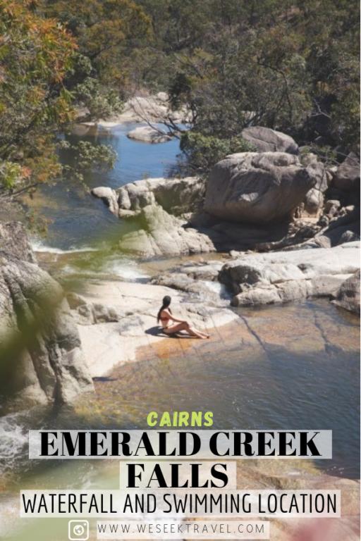 Emerald Creek Falls Pinterest