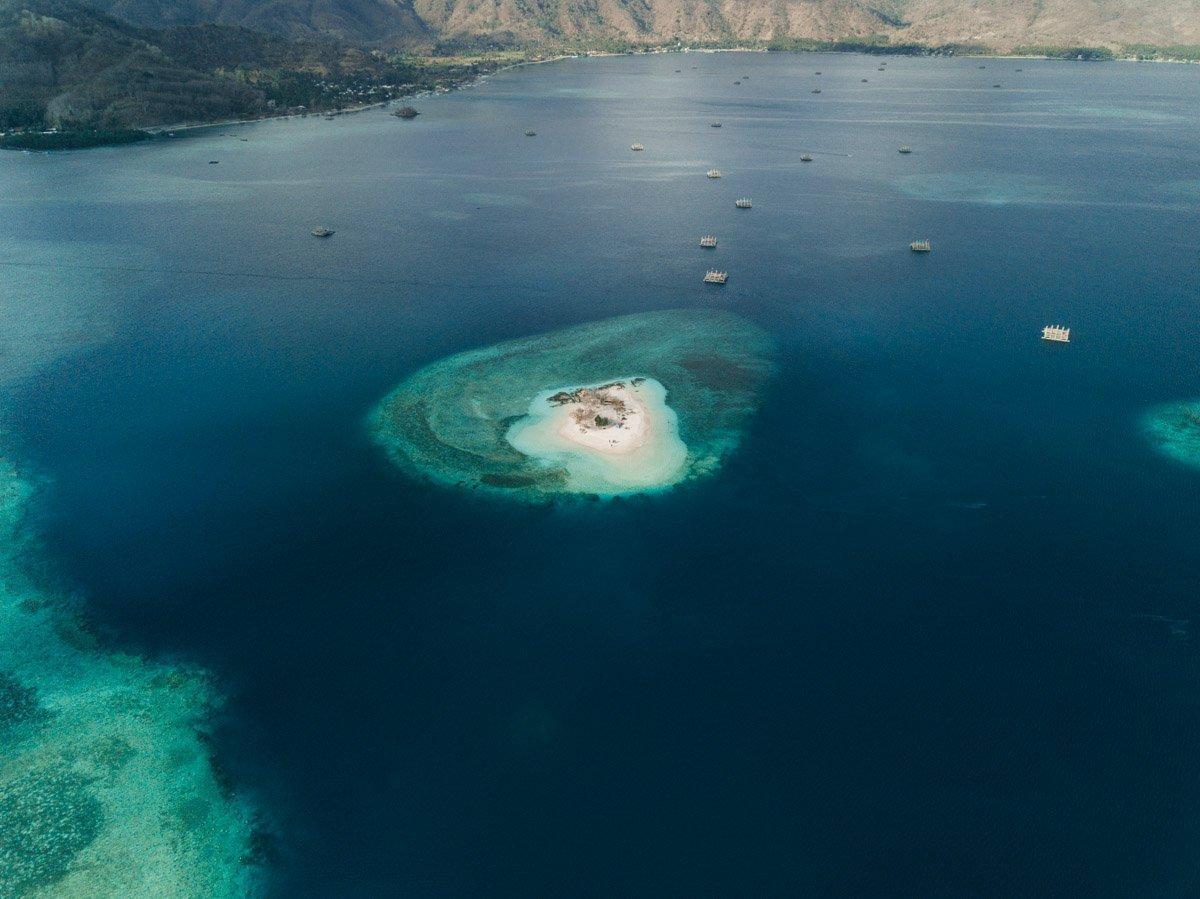 GILI KEDIS LOMBOK, ISLAND HOPPING SEKOTONG