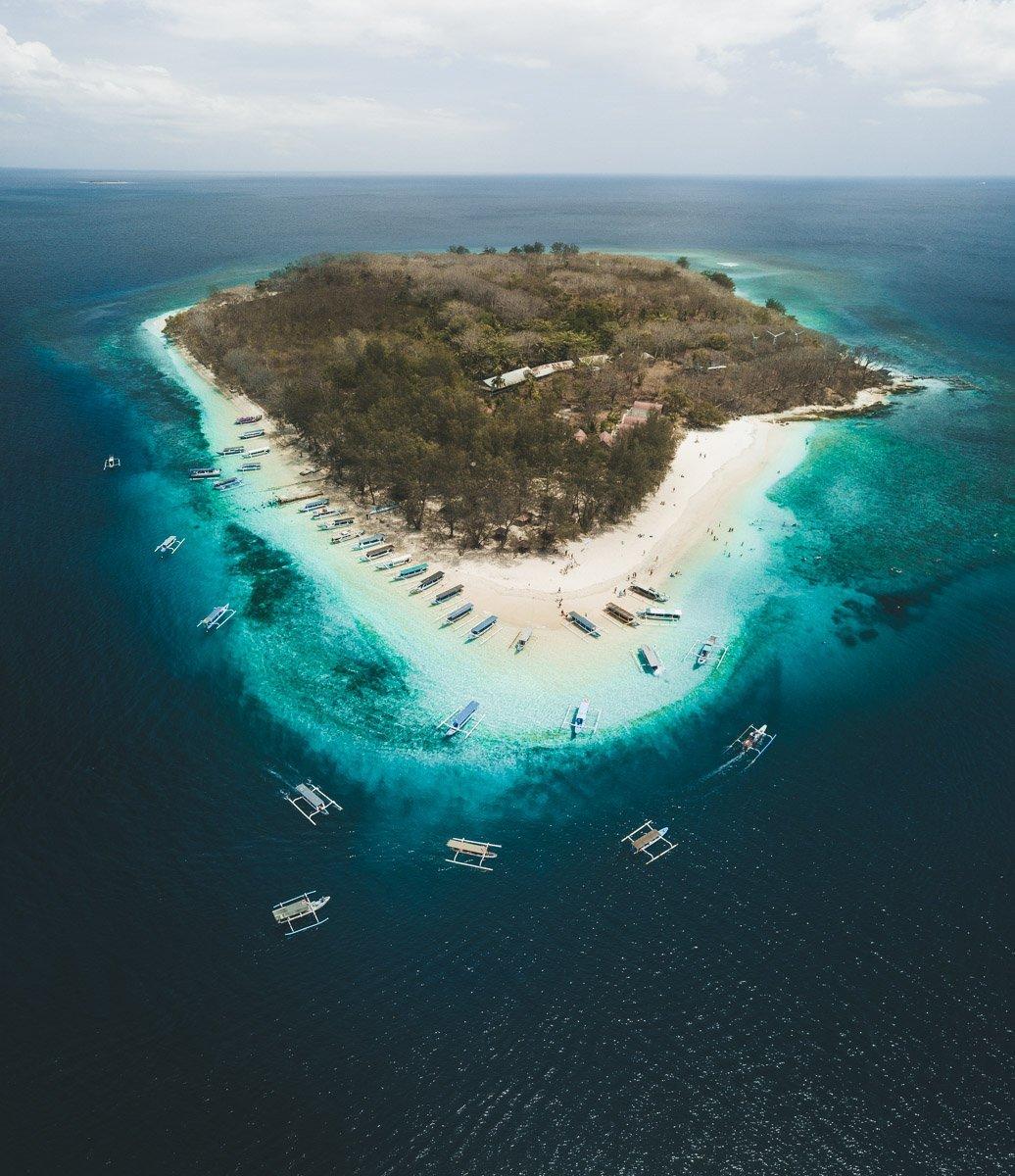 GILI NANGGU ISLAND LOMBOK