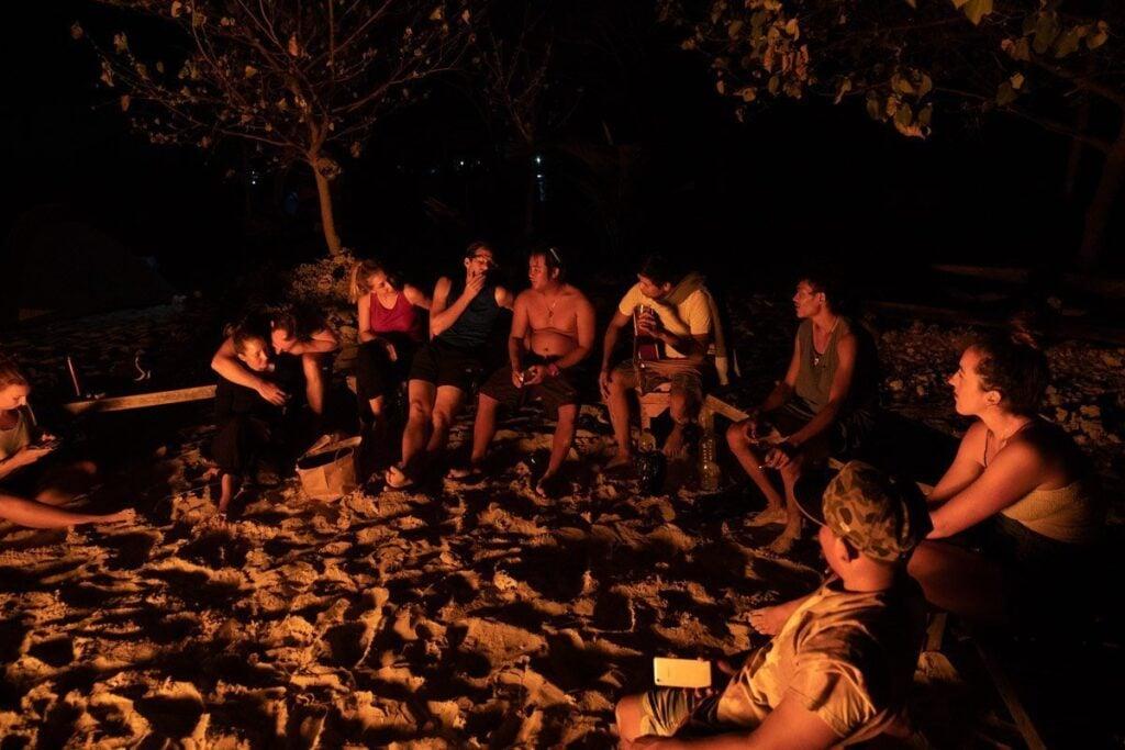 GILI KEDIS ISLAND CAMPING LOMBOK