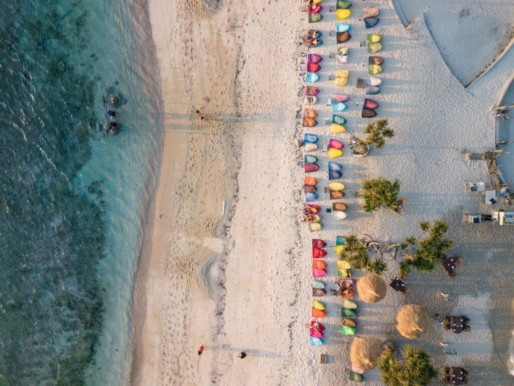GILI TRAWANGAN BEACH THINGS TO DO