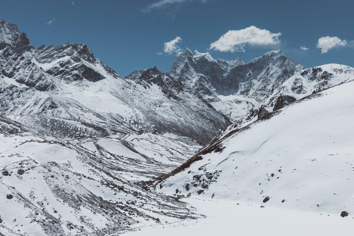 GOKYO RI SAGARMATHA NATIONAL PARK NEPAL