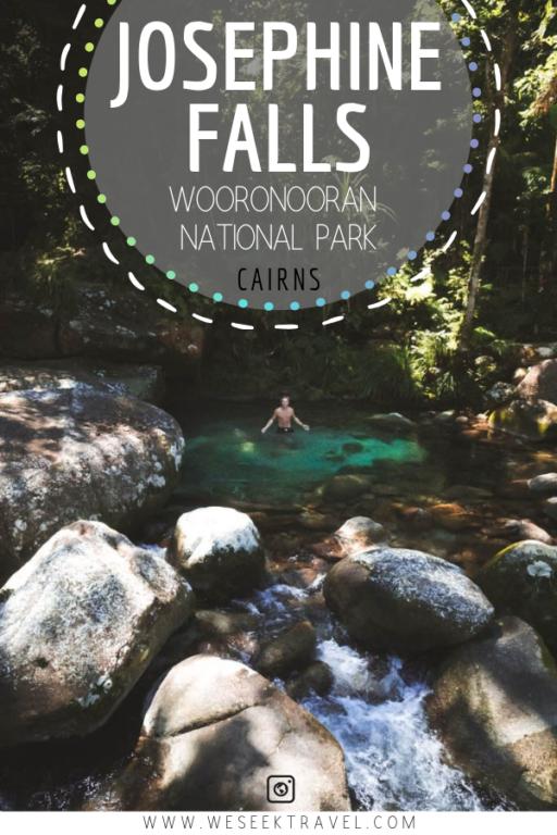 Josephine Falls We Seek Travel