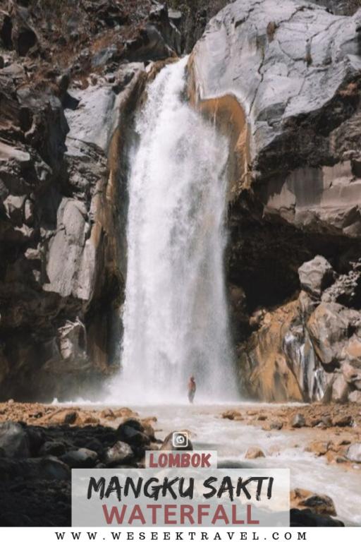 Lombok Waterfalls MANGKU SAKTI