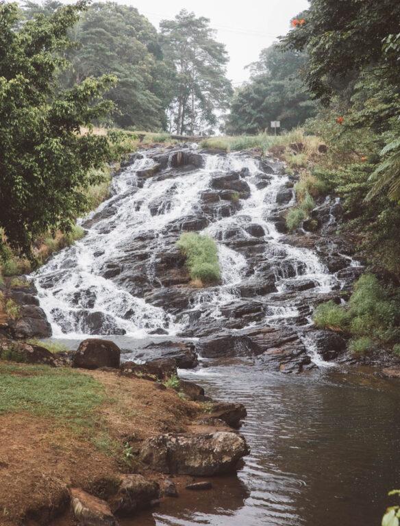 MUNGALLI WATERFALL RAPIDS