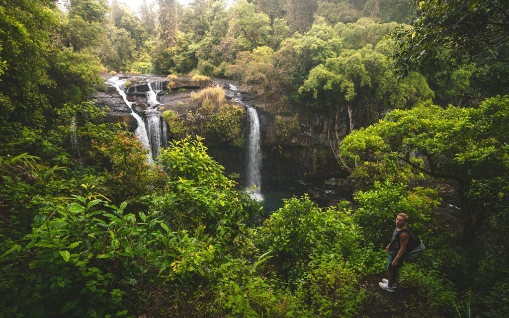 TCHUPALA FALLS, WATERFALLS IN CAIRNS, BEST CAIRNS FALLS, CAIRNS ATTRACTIONS, TO DO