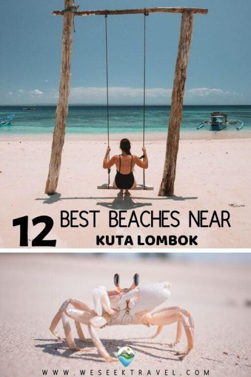 12 Best beaches near Kuta Lombok